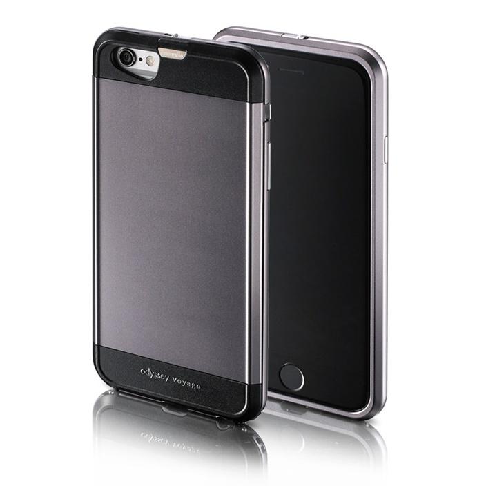 iPhone6 ケース innerexile Odyssey Voyage グレイ iPhone 6_0