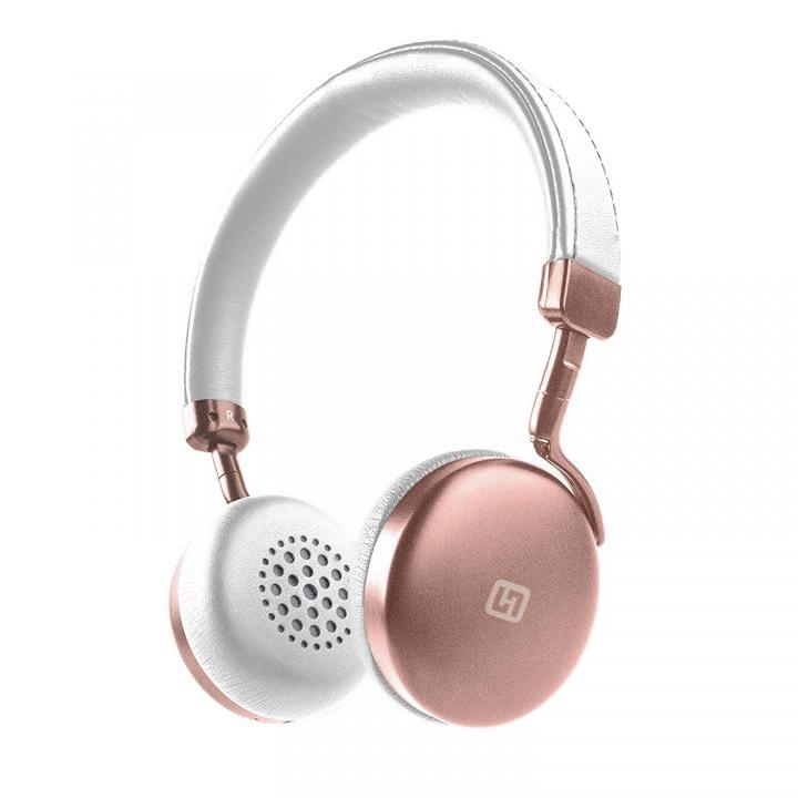 FUTURE Bluetoothヘッドフォン TURBO2 ローズゴールド_0