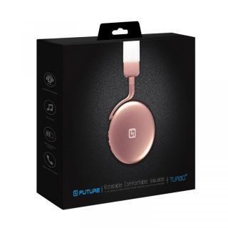 FUTURE Bluetoothヘッドフォン TURBO2 ローズゴールド_2