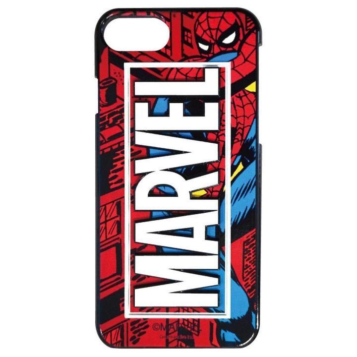 iPhone8/7/6s/6 ケース MARVEL 3Dハードケース スパイダーマン iPhone 8/7/6s/6_0