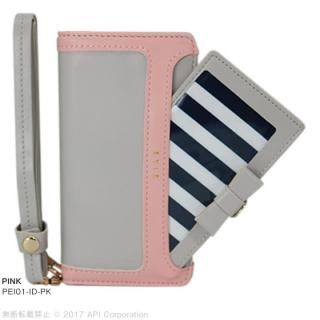 iPhone8/7/6s/6 ケース EYLE I.D. 手帳型ケース ピンク iPhone 8/7/6s/6