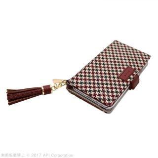 【iPhone8/7/6s/6ケース】EYLE Zipper 手帳型ケース ブラック iPhone 8/7/6s/6_3