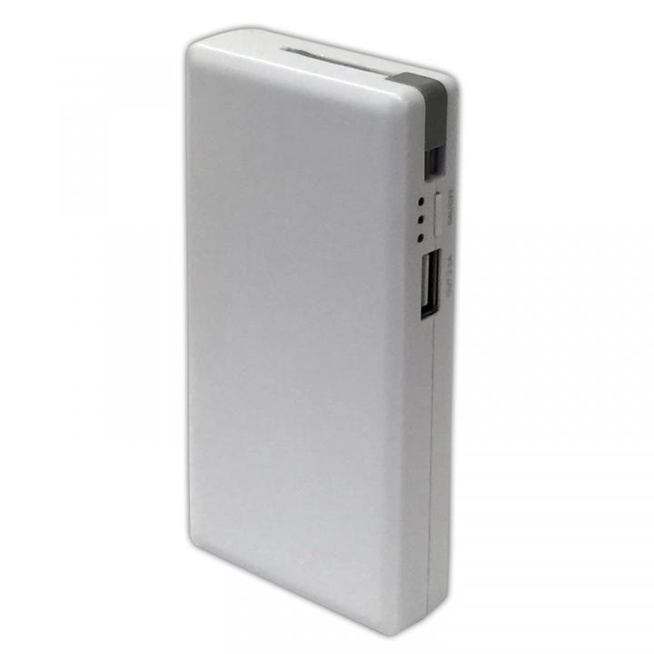 [6000mAh]AC充電対応6000mAh モバイルバッテリー_0