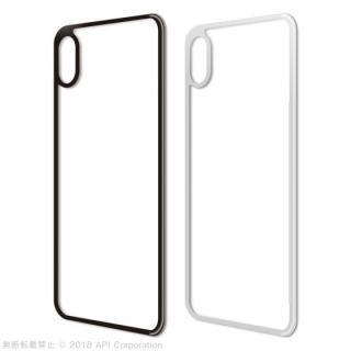 【iPhone Xケース】True Color バックプロテクター ホワイト iPhone X_6