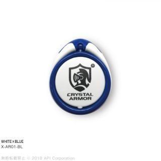 ARMOR RING Lite 落下防止リング ホワイト/ブルー