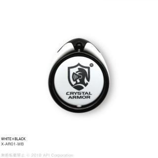 ARMOR RING Lite 落下防止リング ホワイト/ブラック【3月中旬】