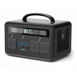 Anker PowerHouse II 800 ポータブル電源 ブラック