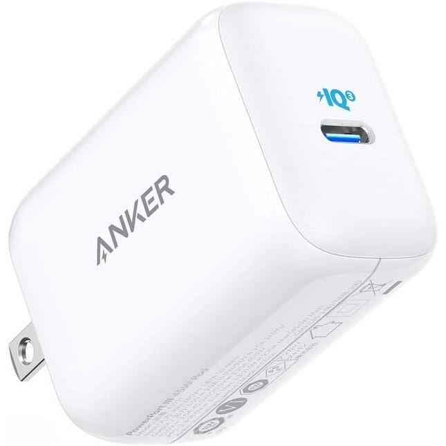 Anker PowerPort III 45W Pod USB-C急速充電器 ホワイト_0