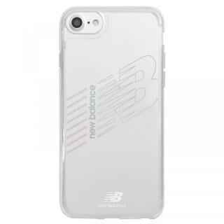 iPhone SE 第2世代 ケース New Balance(ニューバランス) TPU+PCハイブリッド クリアケース クリア iPhone SE 第2世代/8/7/6s/6