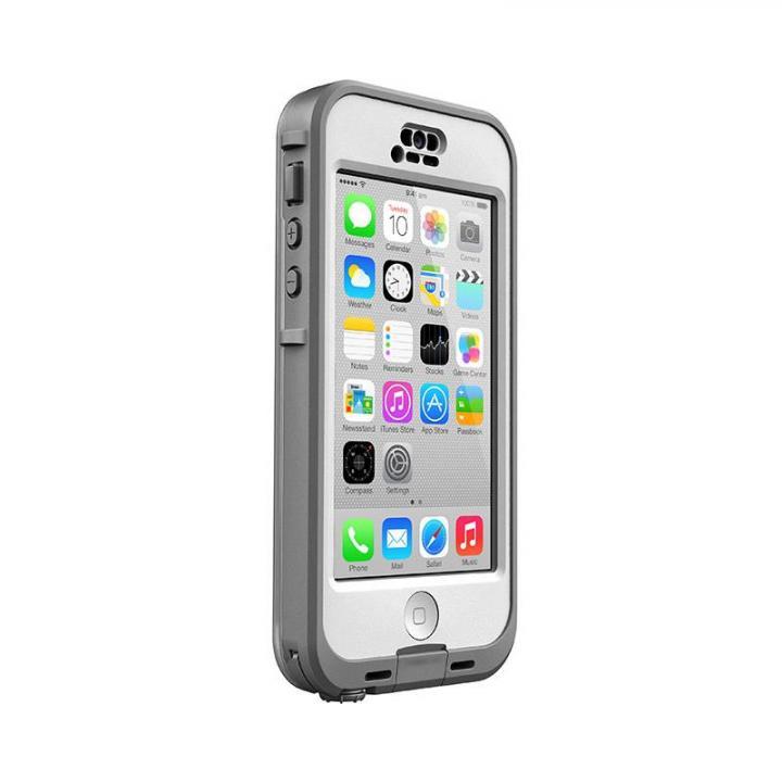 【LifeProof】 iPhone5c nuud(液晶画面に直接さわれるタイプ) White_0