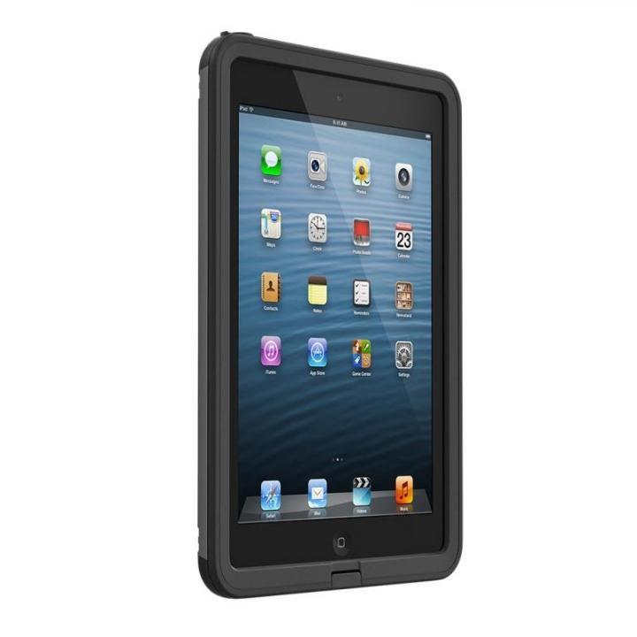 【LifeProof】 iPad mini/2/3Black_0
