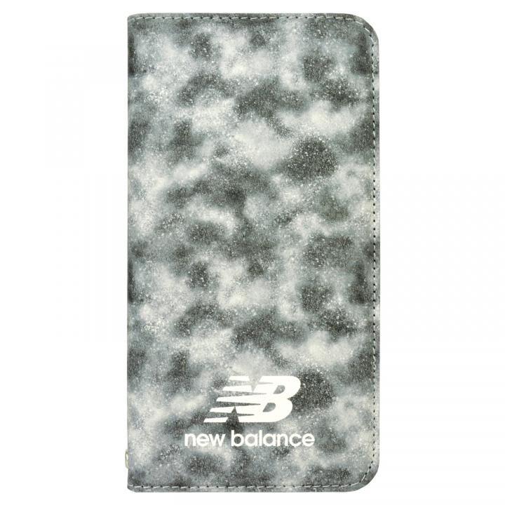 iPhone8/7/6s/6 ケース New Balance(ニューバランス) デザイン手帳ケース SmallSplatter iPhone SE 第2世代/8/7/6s/6_0