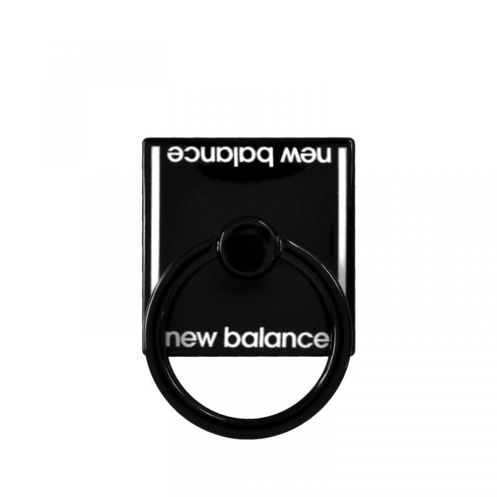 New Balance(ニューバランス)  スマホリング 落下防止 ベーシック/ブラック_0