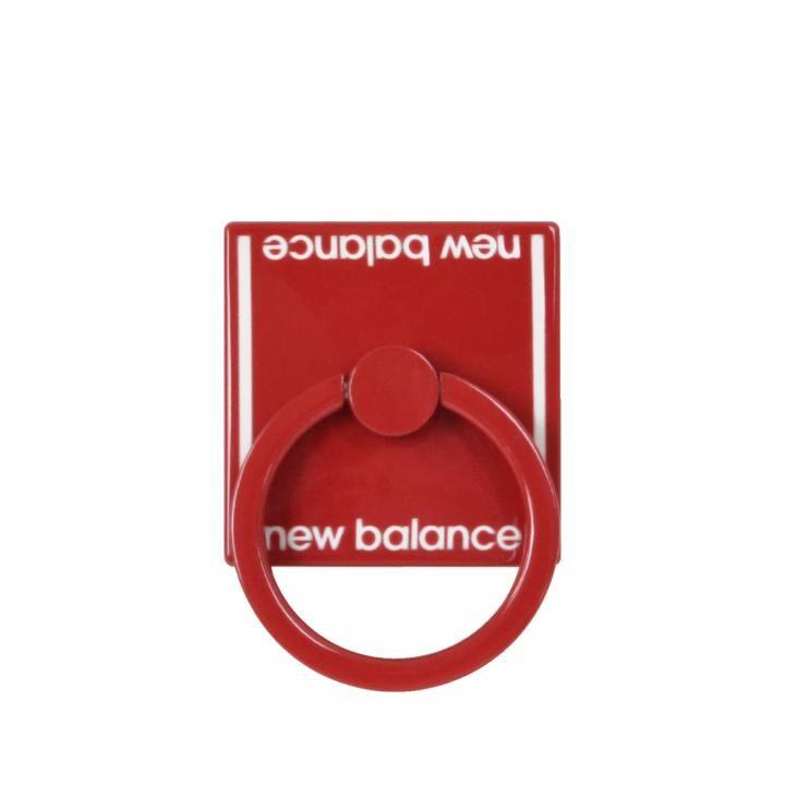 New Balance(ニューバランス)  スマホリング 落下防止 ベーシック/レッド_0