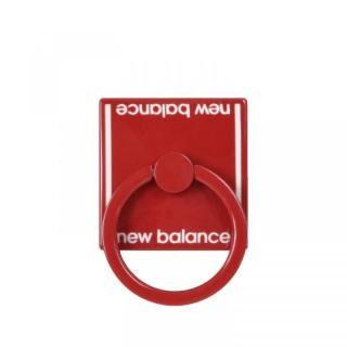 New Balance(ニューバランス)  スマホリング 落下防止 ベーシック/レッド