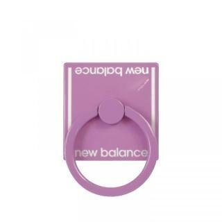 New Balance(ニューバランス)  スマホリング 落下防止 ベーシック/ピンク