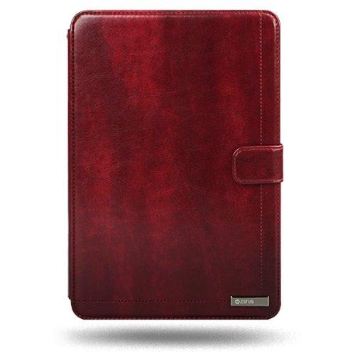 iPad mini/2/3ケース Masstige Neo Classic Diary ワインレッド_0