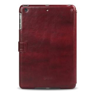 iPad mini/2/3ケース Masstige Neo Classic Diary ワインレッド_1