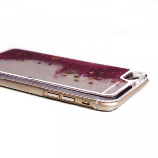 【iPhone6ケース】ウォーターラメケース ピンク iPhone 6_1