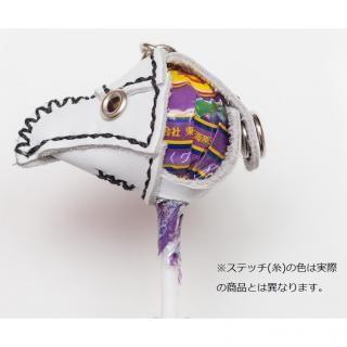 【CuLLt】ペストマスクキャンディホルダー ホワイト/Pink