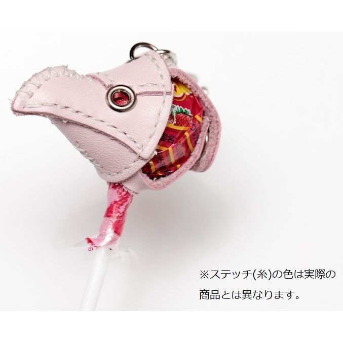 【CuLLt】ペストマスクキャンディホルダー ピンク/Purple