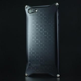 OKOSHI-KATAGAMI ギルドデザイン コラボケース 七宝 ブラック iPhone 7