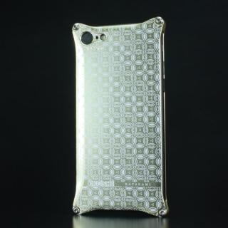 OKOSHI-KATAGAMI ギルドデザイン コラボケース 七宝 シャンパンゴールド iPhone 7