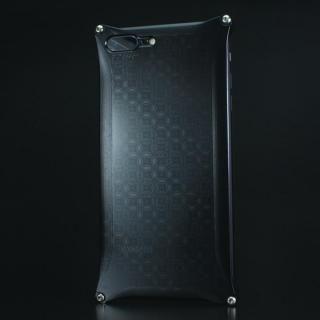 OKOSHI-KATAGAMI ギルドデザイン コラボケース 七宝 ブラック iPhone 7 Plus