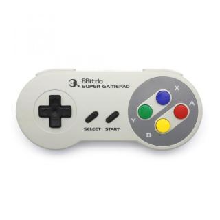 スーパーレトロゲームコントローラ Android/iOS/Windows/Mac OS用