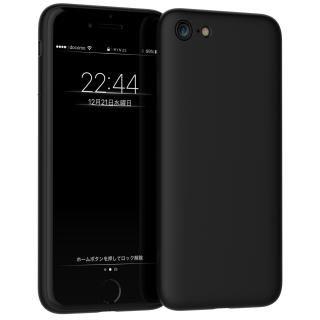 iPhone7 ケース MYNUS ケース マットブラック iPhone 7