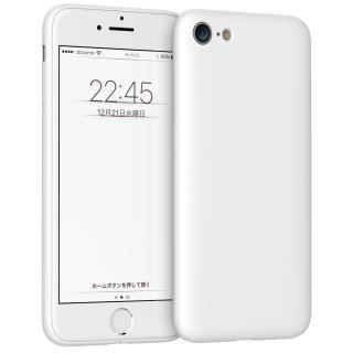 iPhone7 ケース MYNUS ケース マットホワイト iPhone 7