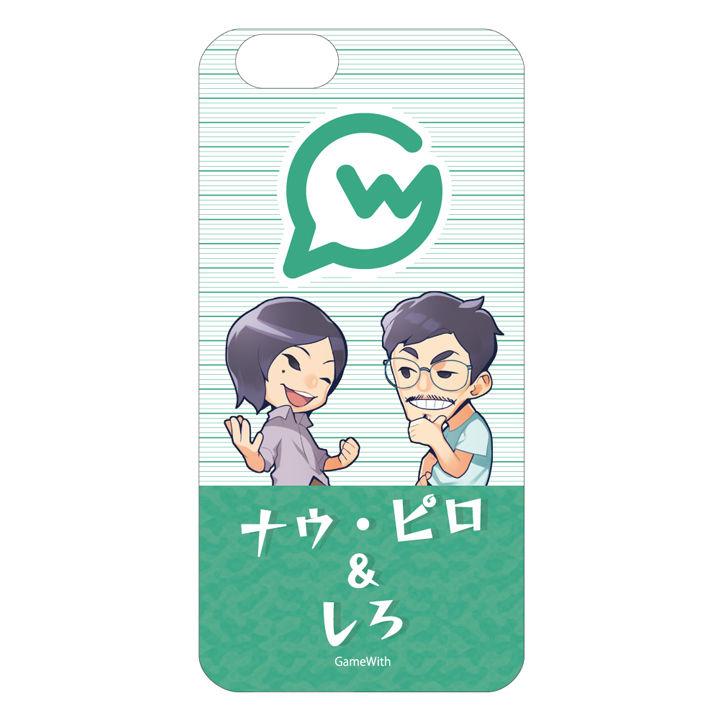 「なうしろ」のiPhone 6s/6用ケース