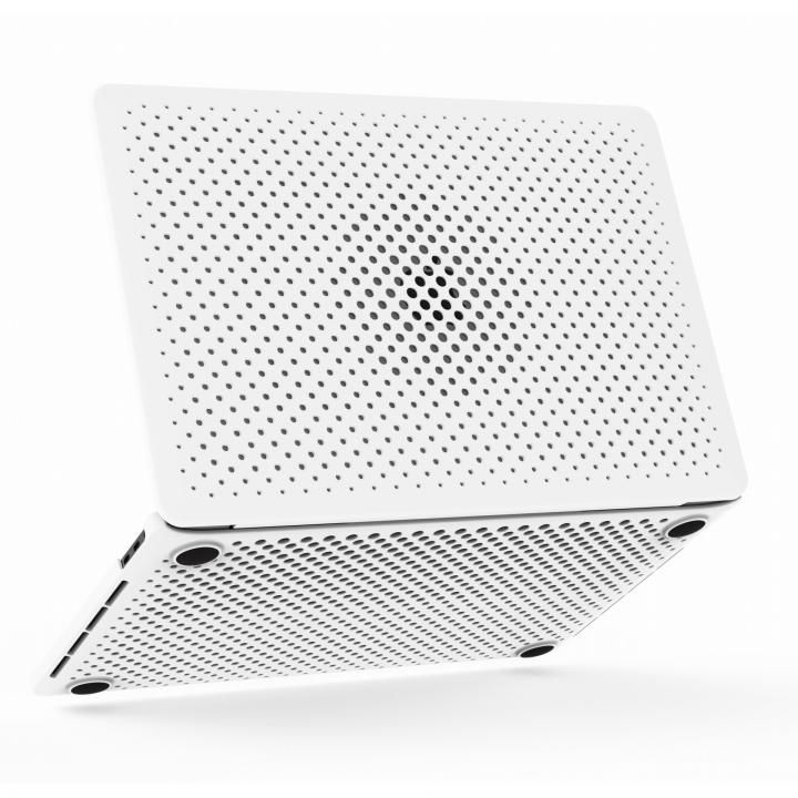 AndMesh Mesh Case for 13-inch MacBook Pro ホワイト