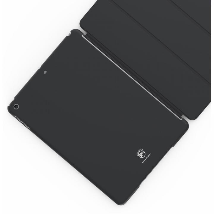 AndMesh Basic Case チャコールグレー 背面ケース iPad 9.7インチ_0