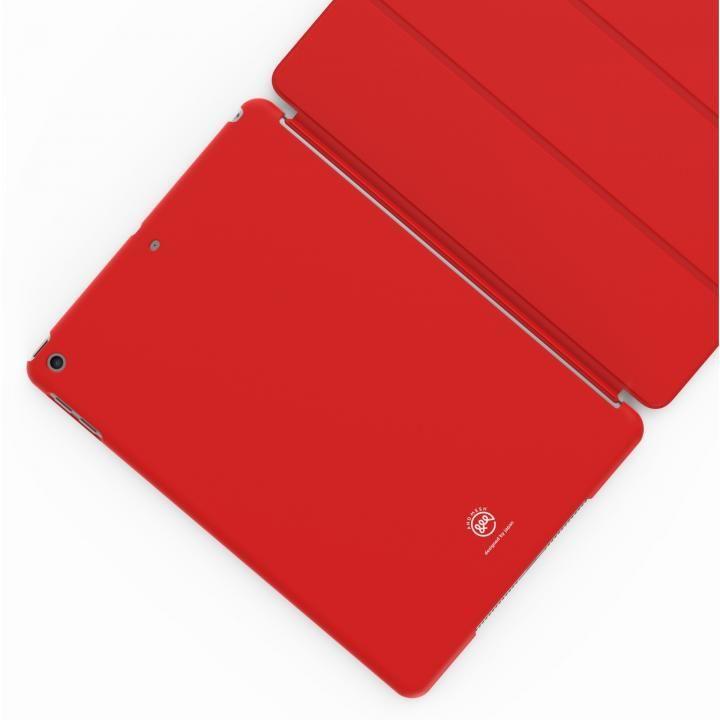 AndMesh Basic Case レッド 背面ケース iPad 9.7インチ_0