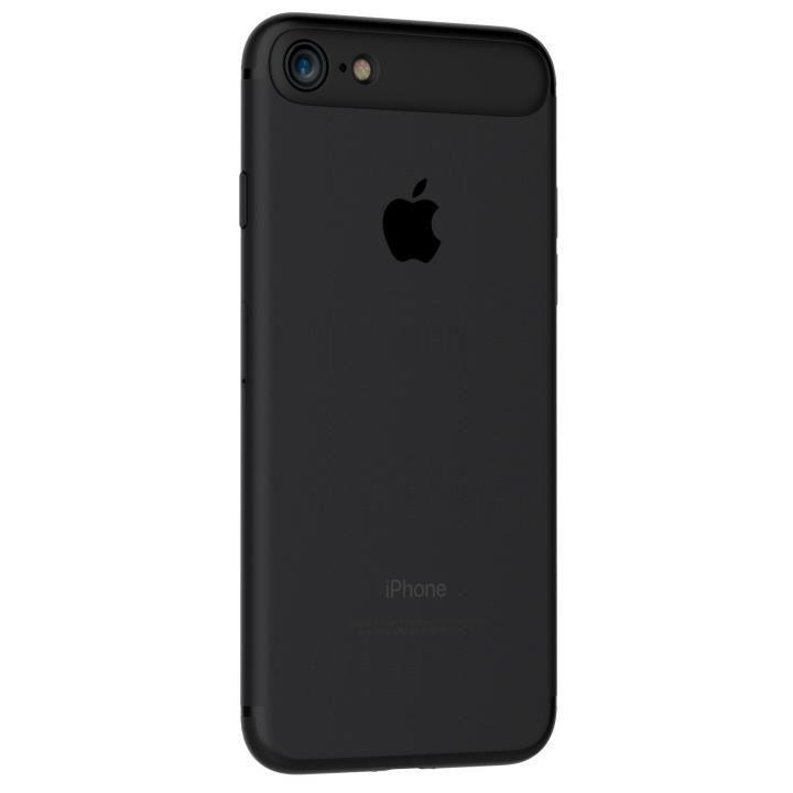 MYNUS リアバンパー ブラック iPhone 7