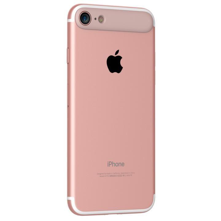 【iPhone7ケース】MYNUS リアバンパー ローズ iPhone 7_0