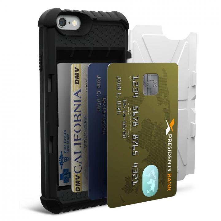 iPhone6s/6 ケース UAG 耐衝撃カード収納ケース ホワイト iPhone 6s/6_0