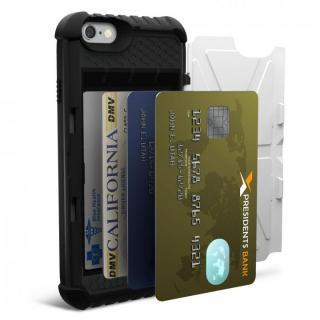 UAG 耐衝撃カード収納ケース ホワイト iPhone 6s/6