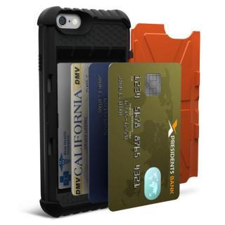 UAG 耐衝撃カード収納ケース オレンジ iPhone 6s/6