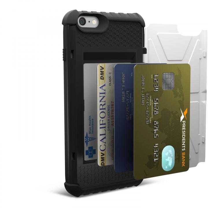 iPhone6s Plus/6 Plus ケース UAG 耐衝撃カード収納ケース ホワイト iPhone 6s Plus/6 Plus_0