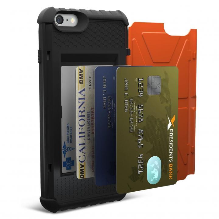 iPhone6s Plus/6 Plus ケース UAG 耐衝撃カード収納ケース オレンジ iPhone 6s Plus/6 Plus_0