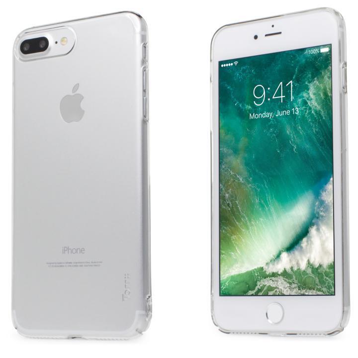 【iPhone7 Plusケース】自己修復ケース+強化ガラス HEALER クリア iPhone 7 Plus_0