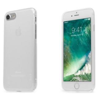 【iPhone7ケース】自己修復ケース+強化ガラス HEALER クリアホワイト iPhone 7