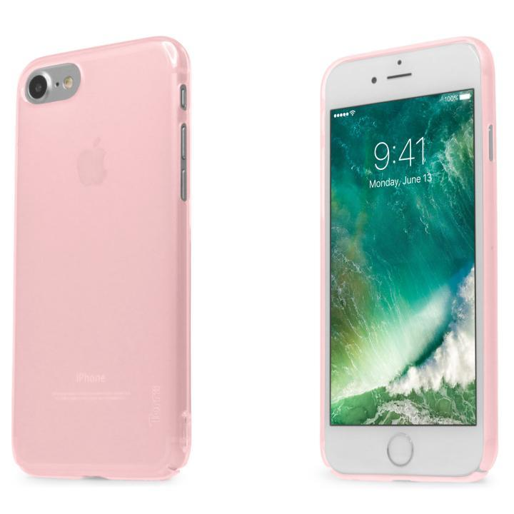 iPhone7 ケース 自己修復ケース+強化ガラス HEALER ピンク iPhone 7_0