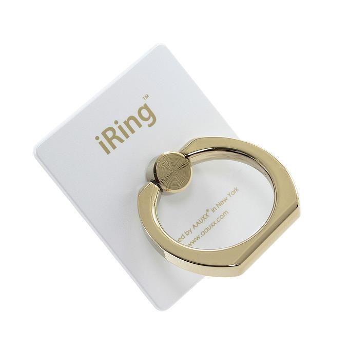 iRing 限定カラー版 ゴールドシャフト/パールホワイト_0