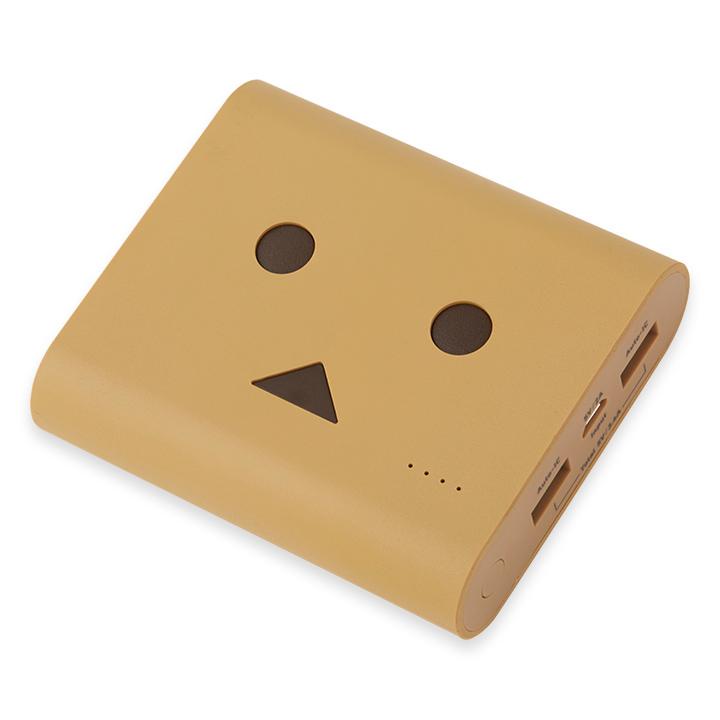 [13400mAh] ダンボーバッテリー cheero Power Plus 3 DANBOARD VERSION コーヒー_0