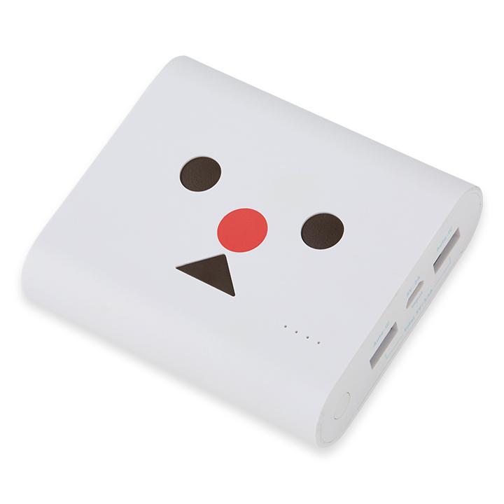 [13400mAh] ダンボーバッテリー cheero Power Plus 3 DANBOARD VERSION スノーマン_0