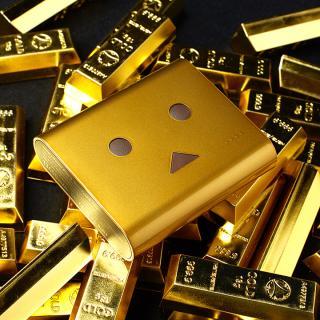 [13400mAh] ダンボーバッテリーcheeroPowerPlus3 DANBOARD VERSION ゴールドインゴット_6