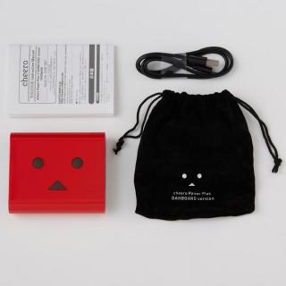 [13400mAh] ダンボーバッテリーcheeroPowerPlus3 DANBOARD VERSION スーパーカー レッド_4